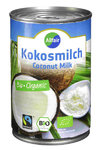 Allfair Bio Kokosmilch (Fairtrade) 400ml