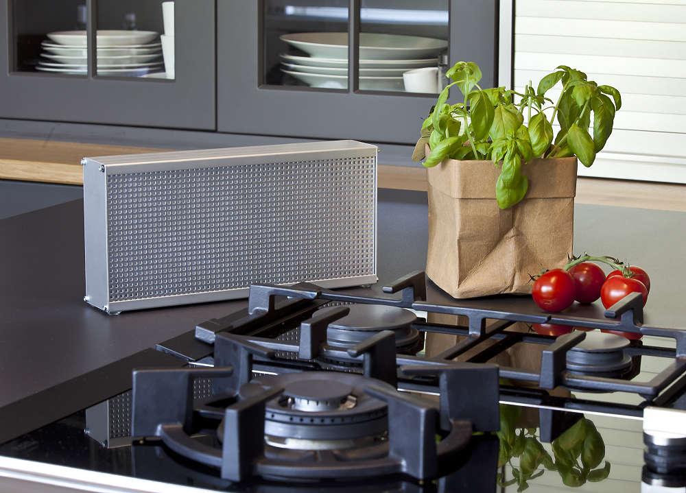 Dinnovative lrk luftreiniger für die küche gegen geruch